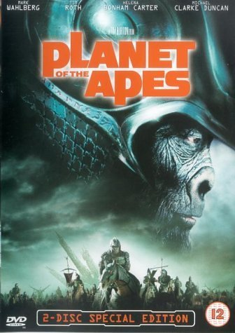 Planet Of The Apes [Reino Unido] [DVD]
