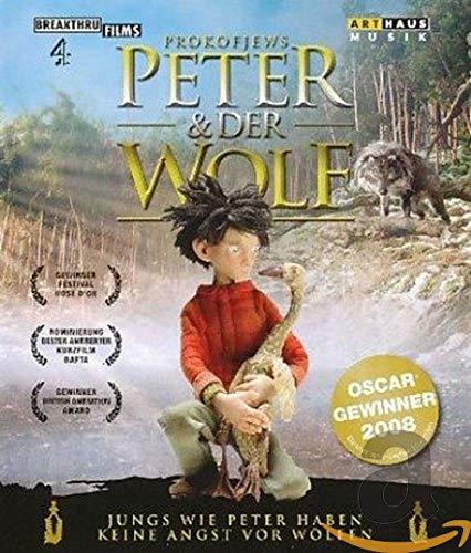 Peter & der Wolf [Blu-ray]