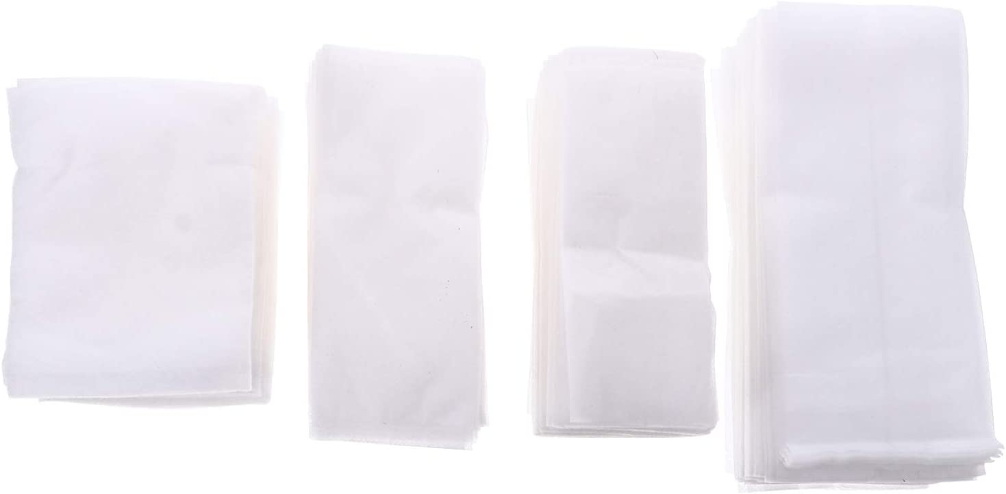 Cabilock 400pcs 4 Size Non- Woven Pots Bags Seedling Special price for Max 51% OFF a limited time Plant Grow