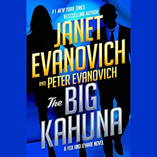The Big Kahuna audiobook cover art