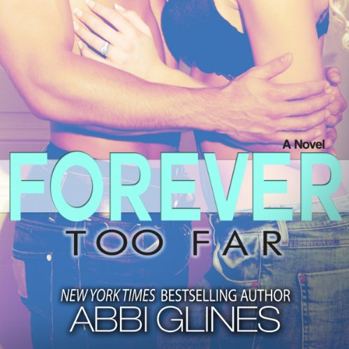 Forever Too Far audiobook cover art