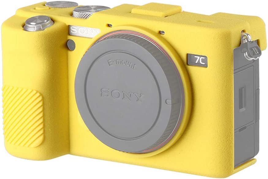 Easy Hood Camera Case Bombing free shipping security for Sony 7C A7C Alpha Text ILCE-7C