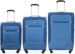 Courier C785-3pc-B Tailwind 3pc Set Blue 33 litres, 76 litres, 117 litres