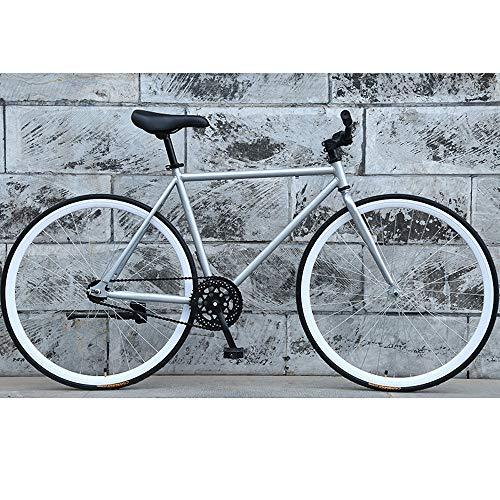 YXWJ 26 Pollici Mountain Bike Bici All'aperto Studente Paese Cambio di Una Bicicletta for Adulti MTB Ciclismo su Strada (Color : C)