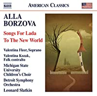 Songs for Lada/to the New World
