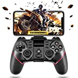 ACGEARY Wireless Bluetooth Android Game Controller Mobile Gaming Controller Gamepad Joystick Compatible for iOS/Android Phone/PC Windows/Smart TV/TV Box/ PS3