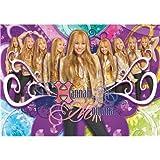 Clementoni 302918- Puzzle de Hannah Montana (500 Piezas)