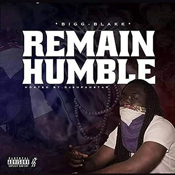 Remain Humble