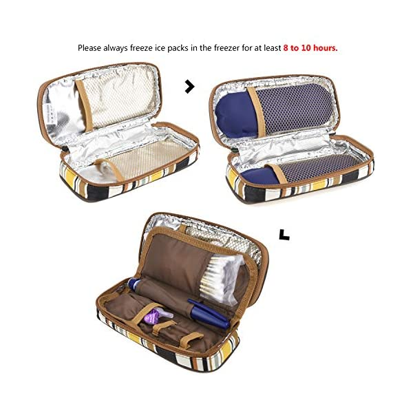 buy  Goldwheat Portable Insulin Cooler Travel Case ... Diabetes Care