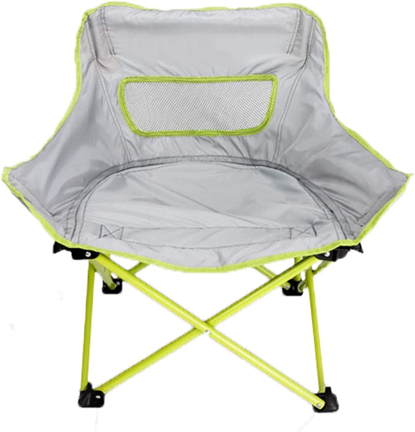 LITING Folding Stool Folding Chair Outdoor Family Indoor Garden Camping Convenient to Carry
