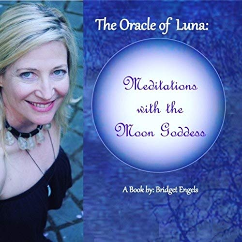 The Oracle of Luna: Meditations with the Moon Goddess audiobook cover art