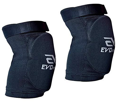 EVO MMA Ellenbogenstütze Stütze Bandage Einlagen Schutz Verband elastisch Schild Schoner - Senior-L/XL