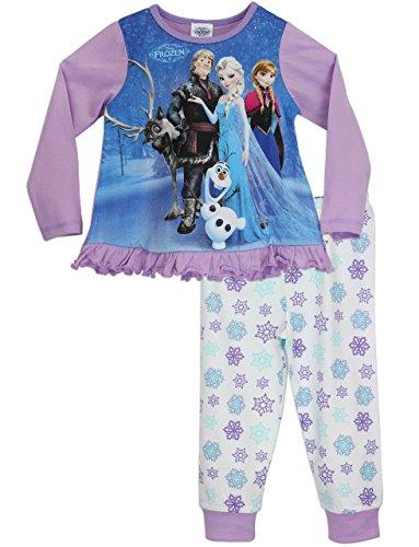 Disney Mädchen Die Eiskönigin Schlafanzug Mehrfarbig 98