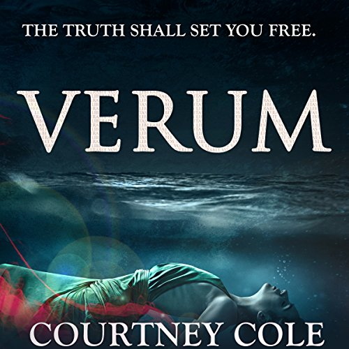 VERUM audiobook cover art