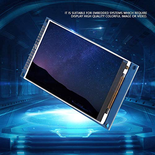"4.0"" inch TFT LCD Display Module HD IPS 800x480 All Perspective Screen Expansion Board With Backlight for Arduino(Non Panel)"