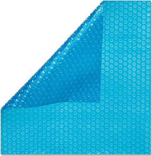 UKLLYY 10 12 15 ft Round Basic Pool Solar Blanket Cover 8 Mil Easy Set Frame Pools Cover Protector