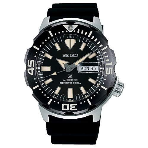 [セイコー] SEIKO 腕時計 自動巻き PROSPEX ダイバーズ SRPD27K1 ブラック メンズ 海外モデル [並行輸入品]