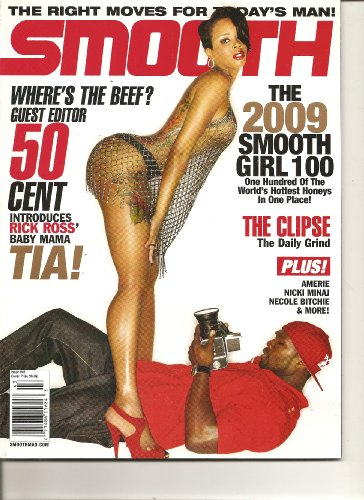 Smooth Magazine (The 2009 Smooth Girl 100. 100 of the world's hottest honeys in one place, Issue 43)