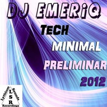 Tech Minimal Preliminar 2012