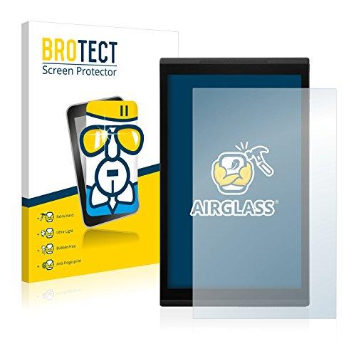 BROTECT Panzerglas Schutzfolie kompatibel mit Medion Lifetab S10351 (MD 99666) - AirGlass, extrem Kratzfest, Anti-Fingerprint, Ultra-transparent