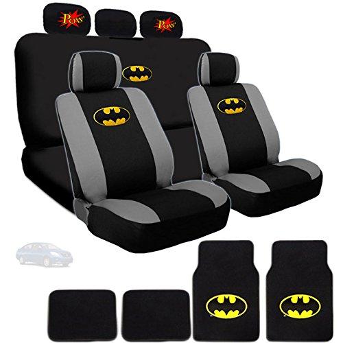 Yupbizauto Ultimate Batman Car Seat Covers Floor...