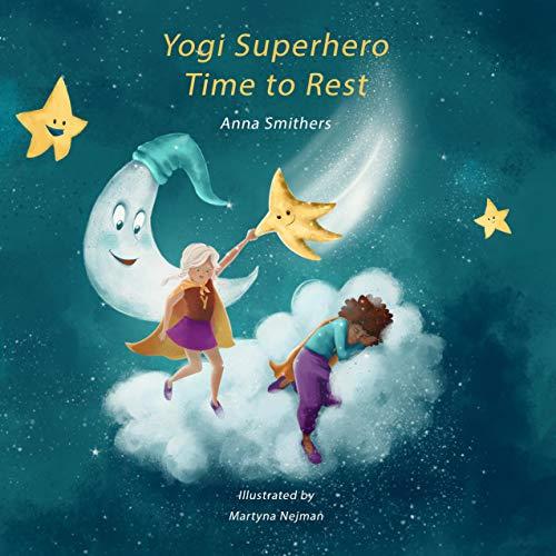 Yogi Superhero Time to Rest cover art
