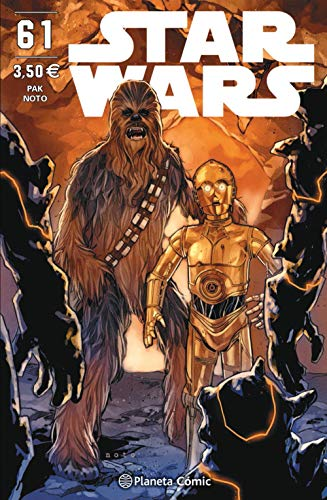 Star Wars nº 61/64 (Star Wars: Cómics Grapa Marvel)