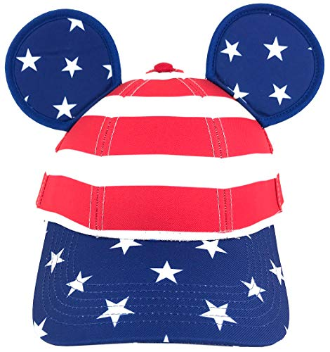 Disney Adult USA Americana Ear Hat