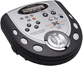 Aiwa XP-SR320 Portable CD Player with FM/AM Radio