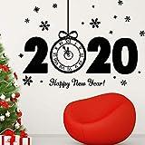 zhuziji CreativeWall Pegado con decoración de Ventana de Pared decoración 2020...
