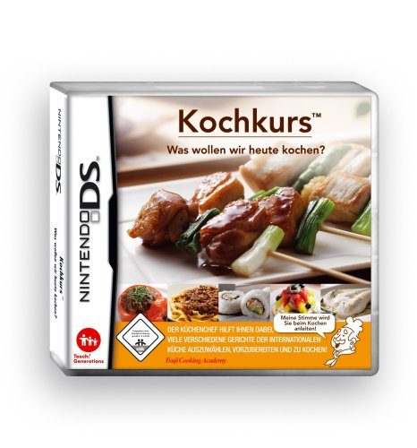 Nintendo Game DS game Cooking Course - Juego
