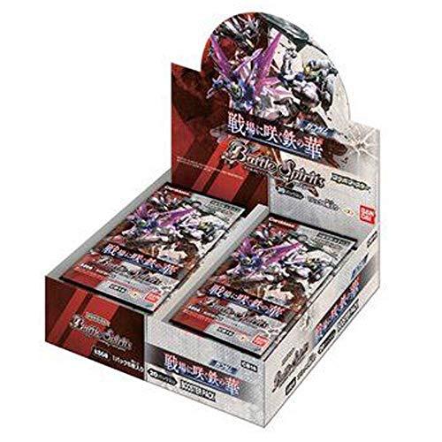 【予約販売 2月27日発売】コラボブースター ガンダム 戦場に咲く鉄の華 BOX【バトルスピリッツ】