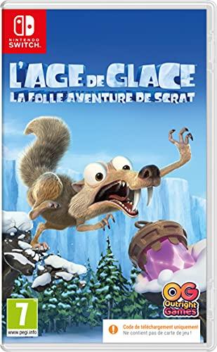 l'Age de Glace - La Folle Aventure de Scrat Code In The Box (Nintendo Switch)