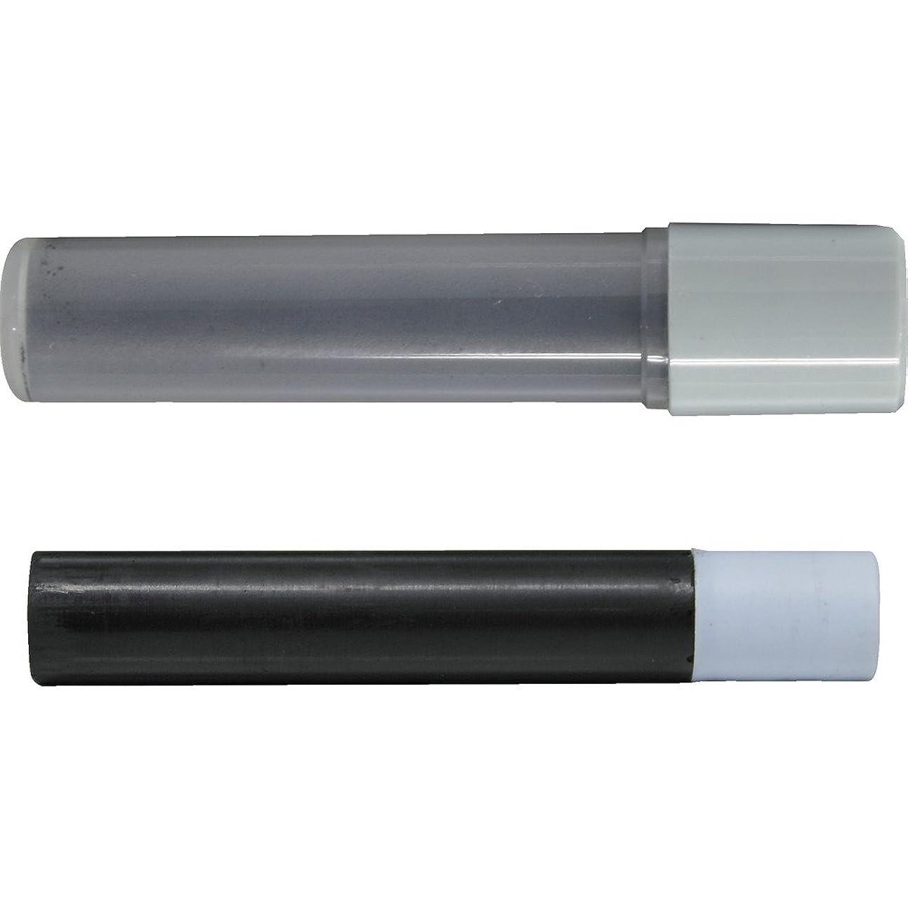 文芸砂の摘むキットパス ホワイトボード用キットパス 補充用2本入 黒 WKH-BK ホワイトボード用マーカー