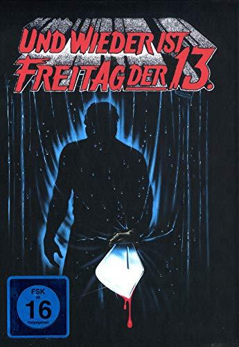 Freitag, der 13. - Teil 3 - Uncut/Mediabook - Limitierte Edition auf 666 Stück [Blu-ray]