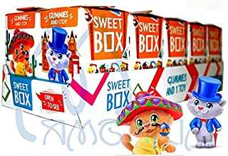 Sweet Box Fluffies Cats, 10 gm (Pack of 1)