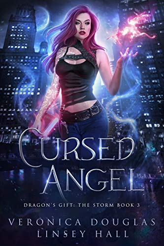 Cursed Angel (Dragon's Gift: The Storm Book 3)