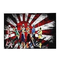 300ピース ファッション 木製パズル スーパー戦隊 (2) 知育玩具 壁画 アールデコ 家の装飾 子供向けパズル 大人のジグソーパズル 木のパズル カスタムメイド製品 ジグソーパズル ユニークな形のジグソー ピース [並行輸入品]