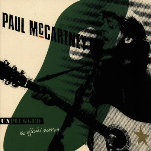 Unplugged: Live by Paul McCartney Import, Live edition (1992) Audio CD