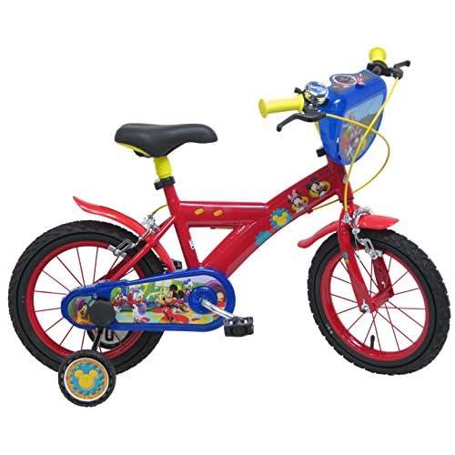 Disney - Bicicletta Mickey Mouse, 14