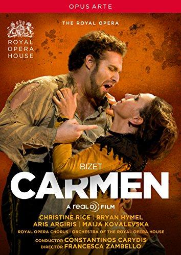 Bizet: Carmen (Royal Opera House, 2011) [DVD]