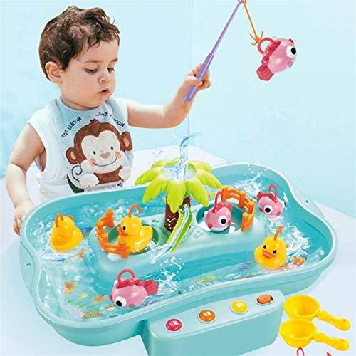 MARKS Juego de Pesca de Pesca de Pato de niños Juego de...