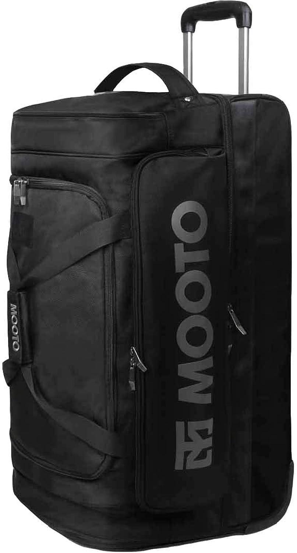 Mooto Korea Taekwondo Super Container Touring High Capacity Back Suitcase MMA TKD Martial Arts Tour