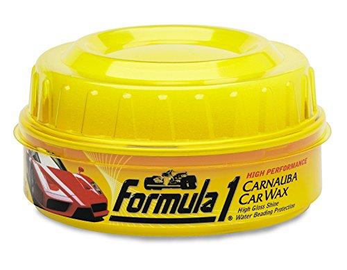 Formula 1 615026 Cera de Carnauba Pasta para Autos Brillo Alto - 8 oz