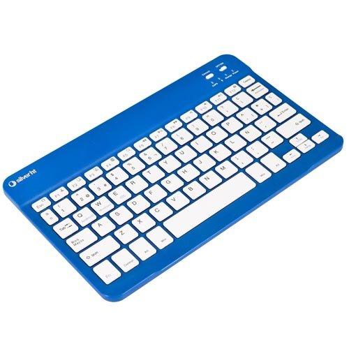 Silver HT - Teclado Bluetooth SilverHT Azul