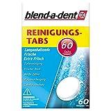Blend-a-dent Reinigungstabs Langanhaltende Frische -Extra Frisch- 60 Tabs (1 x 60 Stück)