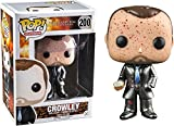 Funko - Figurine Supernatural - Crowley Metallic Exclu Pop 10cm - 0849803055677...
