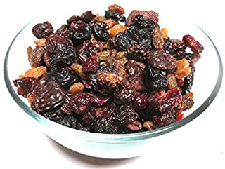 Premium Mixed Dried Berries, 3 LB (Blueberry, Cherry, Strawberry, Cranberry, Currant, Golden Raisin)