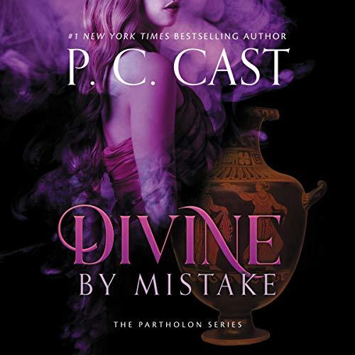 Divine by Mistake: Partholon, Book 1
