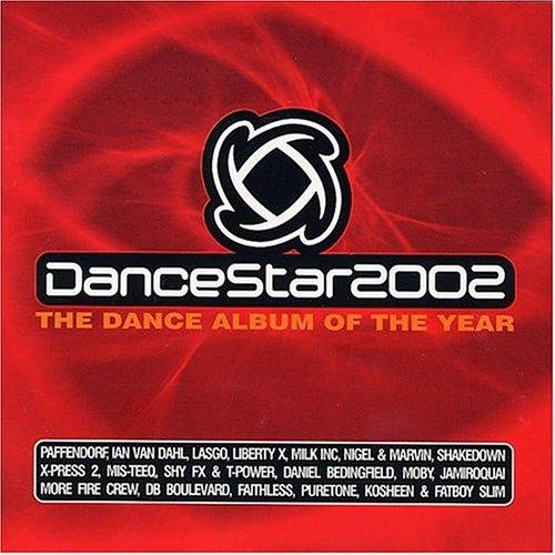 Ministry of Sound: Dancestar 2002